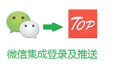 微信推送/集成登录